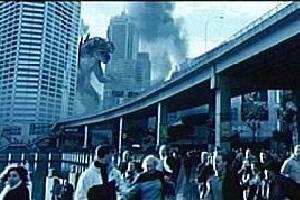 Godzilla final wars for Palazzi super mega
