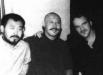 con He Ping e Quentin Tarantino ai tempi di Warriors of Heaven and Earth