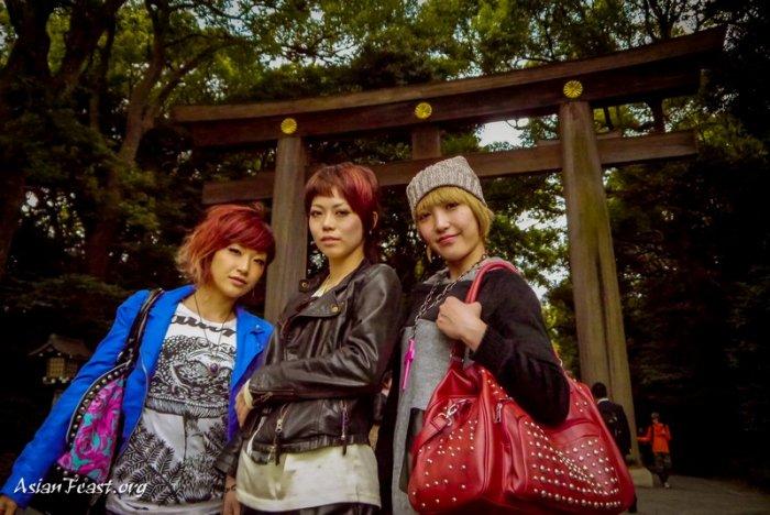 Dove incontrare ragazze a tokyo