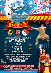 Martial Arts Festival Show a Rovereto
