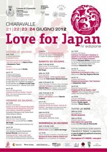 love for japan