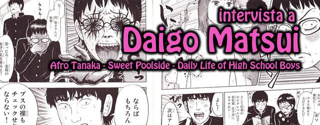 Manga e cinema. Dal WA! Japan Film Festival risponde ai nostri microfoni il regista di Afro Tanaka e  Sweet Poolside.