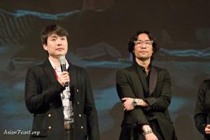 Ryoo Seung-wan e suo fratello, l'attore Ryoio Seung-bum