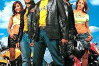 La maggiore saga in quanto ad incassi della storia del cinema indiano. Un finale stupendo. E tanto delirio dato in pasto alle moto.