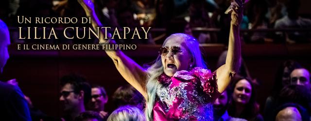 Ci ha lasciato ad agosto una delle più memorabili attrici filippine, superstar del cinema horror mondiale. La ricordiamo dentro Asian Feast.