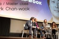 Al Florence Korea Film Festival abbiamo seguito la Master class con il regista Park Chan-wook. Vi riportiamo il sunto della chiacchierata.