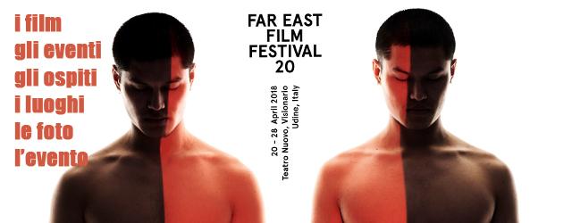 Il nostro report dal Festival udinese, con commenti, film, foto, retroscena e tutto quello che è stata l'edizione 20.